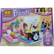 Конструктор Friends (10132) на 87 деталей