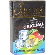 Табак для кальяна GIXOM 50 гр «Ice Watermelon Melon»