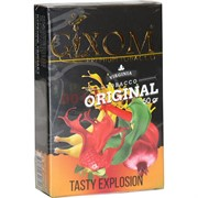 Табак для кальяна GIXOM 50 гр «Tasty Explosion»