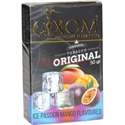 Табак для кальяна GIXOM 50 гр «Ice Passion Mango»