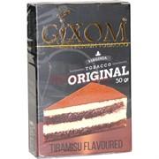 Табак для кальяна GIXOM 50 гр «Tiramisu»
