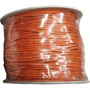 Нить для рукоделия 2 мм 50 мм оранжевая