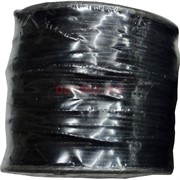 Нить для рукоделия 2 мм 50 мм черная