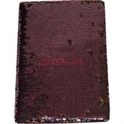 Блокнот с пайетками 80 листов 21x15 см (MC-4361)
