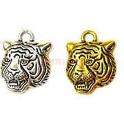 Подвеска или амулет в кошелек «тигр» 2 цвета