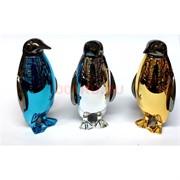 Зажигалка газовая «Пингвин» 4 цвета