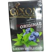 Табак для кальяна GIXOM 50 гр «Blueberry Mint»