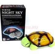Светильник-ночник «черепаха звездное небо» 30 шт/кор