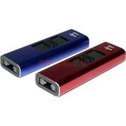 Зажигалка USB разрядная 5 цветов
