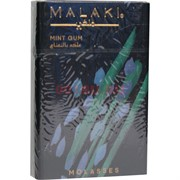 Табак для кальяна MALAKI 50 гр «Mint Gum»