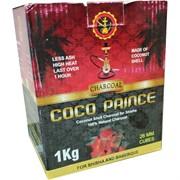 Уголь для кальяна Coco Prince 1 кг 26 мм