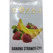 Табак для кальяна 50 гр DOSAJ «Banana Strawberry»