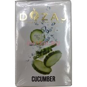 Табак для кальяна 50 гр DOSAJ «Cucumber»