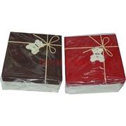 Коробка подарочная «Квадрат» набор из 3 шт