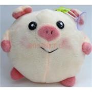 Свинка мягкая игрушка (Pig-20) с присоской 12 шт/уп