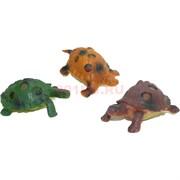 Черепахи лизуны с гидрогелем 12 шт/уп