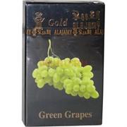 """Табак для кальяна Al Ajamy Gold 50 гр """"Green Grapes"""" (альаджами)"""