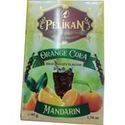 Табак для кальяна Pelikan 50 гр «Orange Cola Mandarin»