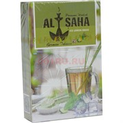Табак для кальяна AL SAHA 50 гр «Ice Lemon Grass»