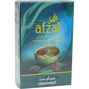Табак для кальяна Афзал 50 г «Chocomint» Afzal