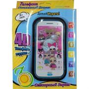 Телефон игрушечный LOL с сенсорным экраном