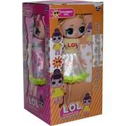 Кукла LOL 4-в-1 цена за набор из 4 шт