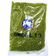 Бисер №12 (1,9 мм) оливковый желтый №24 450 грамм