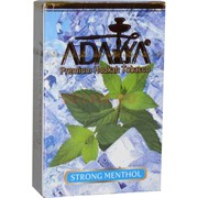Табак для кальяна Adalya Strong Menthol (Адалия крепкий ментол) 50г