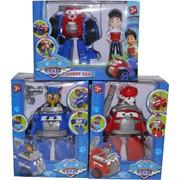 Щенячий Патруль Robot Team 3 модели