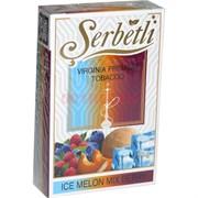 Табак для кальяна Шербетли 50 гр «Ice Melon Mix Berry»