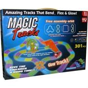 Игрушка Magic Tracks с мостом 301 деталь