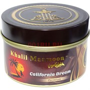 "Табак для кальяна Khalil Mamoon 250 гр ""California Dream"" (USA) мята"