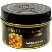 "Табак для кальяна Khalil Mamoon 250 гр ""Fakhkhina"" (USA) мята"
