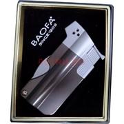 Зажигалка газовая Baofa трубочная многофункциональная