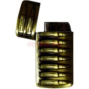 Зажигалка газовая металлическая «пули»