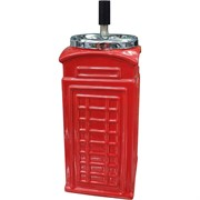 Пепельница «английский телефон» 27 см