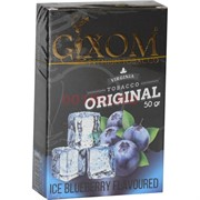 Табак для кальяна GIXOM 50 гр «Ice Blueberry»