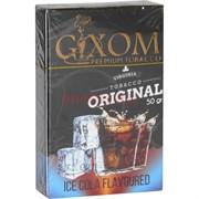 Табак для кальяна GIXOM 50 гр «Ice Cola»