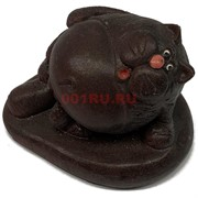 Фигурка «Толстый кот» (К8) из полистоуна