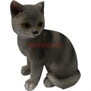 Фигурка «Котик 9 см» (К15) из полистоуна