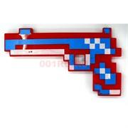 Пистолет Майнкрафт