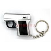 Брелок фонарик «Пистолет» со звуком 12 шт/уп