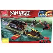 Конструктор Ninjaga (7022) Masters of Spinjitzu 314 деталей