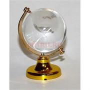 Кристалл «Глобус» 40 мм