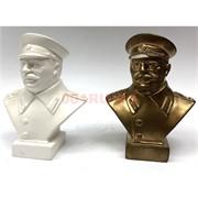 Бюст Сталина 2 цвета 10 см
