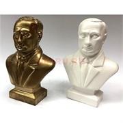 Бюст Путина 2 цвета 12 см