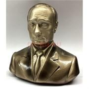 Бюст Путина 2 цвета 15 см