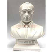 Бюст Путина 19 см с надписью