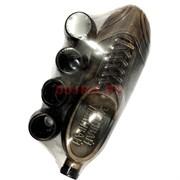 Бутылка керамическая «Бутса» + 4 рюмки