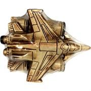 Бутылка керамическая «Самолет» + 6 рюмок